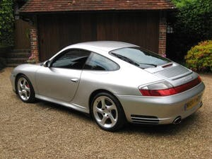 2004 Porsche 911 (996) Carrera 4s Tiptronic S Coupe With Only 39k For Sale (picture 5 of 6)