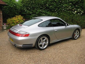 2004 Porsche 911 (996) Carrera 4s Tiptronic S Coupe With Only 39k For Sale (picture 6 of 6)