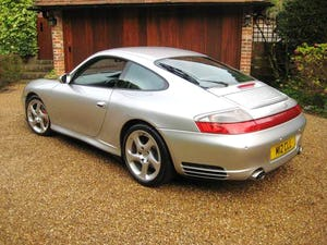 2003 Porsche 911 (996) Carrera 4s 6 Speed Manual Widebody Coupe For Sale (picture 5 of 6)
