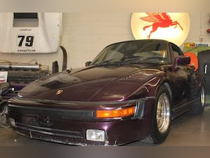 1980 911SC Slant Nose Sunroof Coupe – Turbo Look All Steel Body. For Sale (picture 2 of 6)