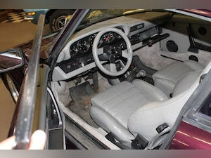 1980 911SC Slant Nose Sunroof Coupe – Turbo Look All Steel Body. For Sale (picture 4 of 6)
