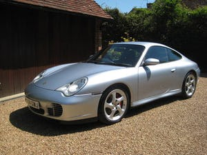 2004 Porsche 911 (996) C4s Coupe With Only 31,000 Miles From New For Sale (picture 1 of 6)