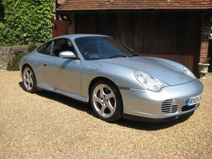 2004 Porsche 911 (996) C4s Coupe With Only 31,000 Miles From New For Sale (picture 2 of 6)