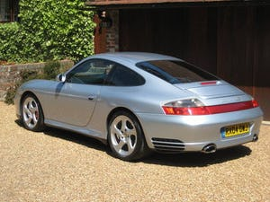 2004 Porsche 911 (996) C4s Coupe With Only 31,000 Miles From New For Sale (picture 5 of 6)