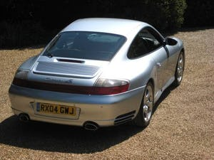 2004 Porsche 911 (996) C4s Coupe With Only 31,000 Miles From New For Sale (picture 6 of 6)
