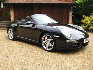2006 Porsche 911 (997) Carrera 4 S Tiptronic S Convertible For Sale (picture 2 of 6)