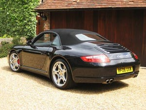 2006 Porsche 911 (997) Carrera 4 S Tiptronic S Convertible For Sale (picture 5 of 6)