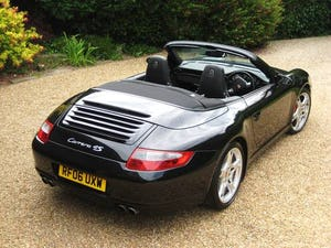2006 Porsche 911 (997) Carrera 4 S Tiptronic S Convertible For Sale (picture 6 of 6)