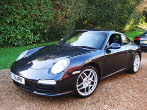 2009 Porsche 911 (997 Gen II) Carrera PDK With £10k Of Options For Sale (picture 1 of 6)