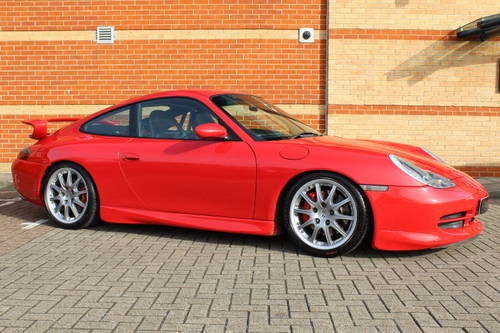 2000 911 996 GT3 MKI *SOLD* For Sale (picture 1 of 6)