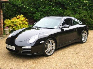 2009 Porsche 911 (997) Gen 2 Targa 4 PDK With Only 37,000 Miles For Sale (picture 2 of 6)
