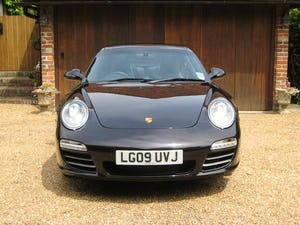 2009 Porsche 911 (997) Gen 2 Targa 4 PDK With Only 37,000 Miles For Sale (picture 6 of 6)