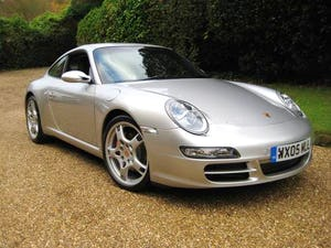 2005 Porsche 911 (997) 3.8 Carrera S 6-Speed Manual For Sale (picture 2 of 6)