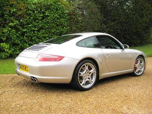 2005 Porsche 911 (997) 3.8 Carrera S 6-Speed Manual For Sale (picture 6 of 6)