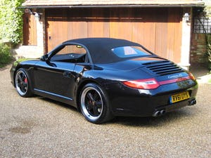 2011 Porsche 911 (997 Gen II) Carrera 4s PDK Cabriolet For Sale (picture 5 of 6)