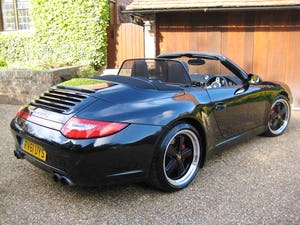2011 Porsche 911 (997 Gen II) Carrera 4s PDK Cabriolet For Sale (picture 6 of 6)