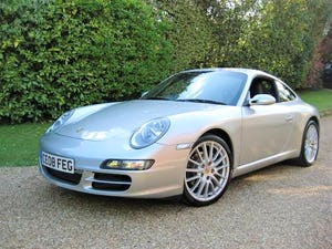Porsche 911 (997) Carrera With Full Porsche History For Sale (picture 1 of 6)