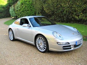 Porsche 911 (997) Carrera With Full Porsche History For Sale (picture 2 of 6)
