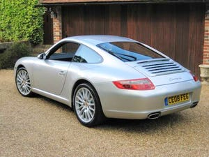 Porsche 911 (997) Carrera With Full Porsche History For Sale (picture 5 of 6)