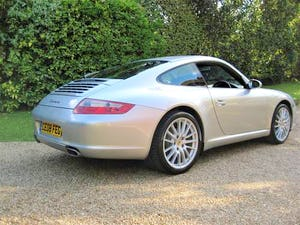 Porsche 911 (997) Carrera With Full Porsche History For Sale (picture 6 of 6)