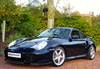 Porsche 911 Turbo as new