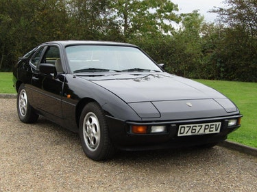 Picture of 1986 Porsche 924s full service history For Sale