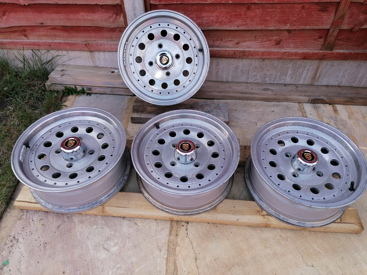 Retro Centreline Alloy wheels For Sale (picture 5 of 7)