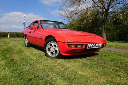 Picture of 1985 Porsche 924S 2.5 For Sale
