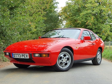 Picture of 1986 PORSCHE 924S COUPE For Sale