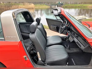 1968 Stunning 912 targa wit revised engine For Sale (picture 2 of 9)