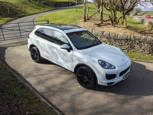 2015 Porsche Cayenne V6 Diesel Automatic For Sale (picture 1 of 12)