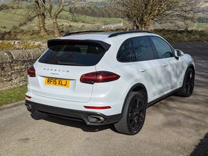 2015 Porsche Cayenne V6 Diesel Automatic For Sale (picture 6 of 12)