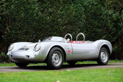 Picture of 1989/2010 Porsche 550 Spyder Evocation For Sale by Auction