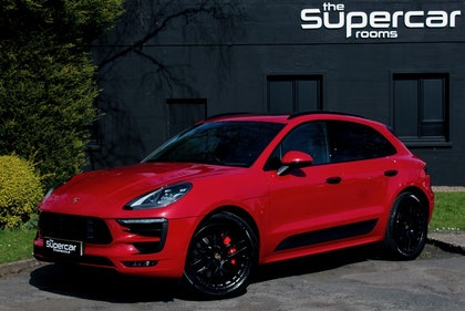 Picture of 2016 Porsche Macan GTS - Carmine Red - Panoramic Roof - 47K For Sale
