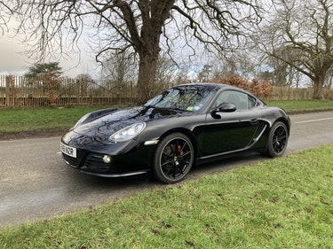 Picture of 2011 Cayman S Black Edition For Sale