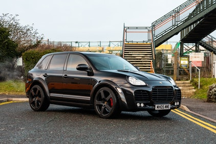 Picture of 2005 Porsche Cayenne - Techart Wide Body Kit For Sale