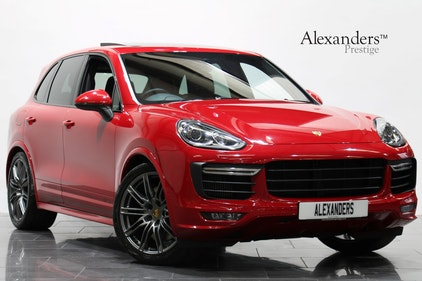 Picture of 2016 16 16 PORSCHE CAYENNE GTS 3.6 V6 TIPTRONIC S For Sale