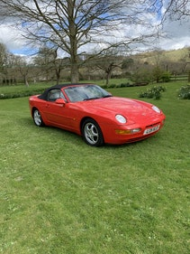 Picture of A 1994 Porsche 968 Cabriolet - 15/07/2021 For Sale by Auction