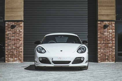 Picture of 2011 Porsche Cayman R – Manual with Carbon Seats For Sale