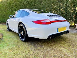 £62,000 : 2012 PORSCHE CARRERA 4 GTS 3.8 PDK For Sale (picture 7 of 10)