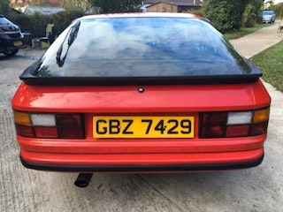Picture of 1984 Porsche 924 2.0 Coupe For Sale