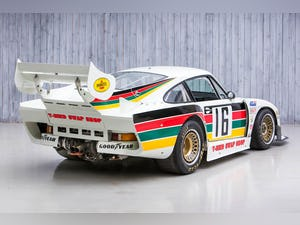 1979 Porsche 935 A.I.R. M16 / K3 For Sale (picture 4 of 11)