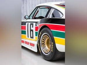 1979 Porsche 935 A.I.R. M16 / K3 For Sale (picture 9 of 11)