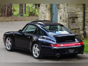 1996 PORSCHE 993 C4S 2DR COUPE MANUAL For Sale (picture 2 of 12)