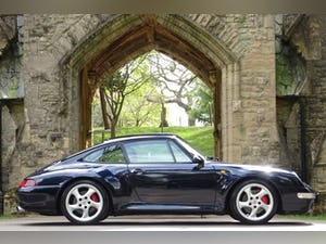 1996 PORSCHE 993 C4S 2DR COUPE MANUAL For Sale (picture 9 of 12)