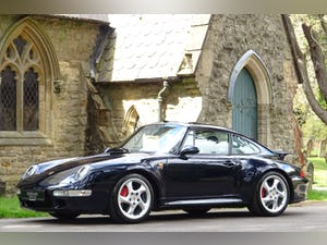 1996 PORSCHE 993 C4S 2DR COUPE MANUAL For Sale (picture 10 of 12)
