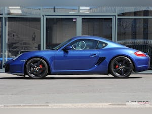 2005 (2006 MY) RESERVED - Porsche 9897 Cayman S manual For Sale (picture 3 of 12)