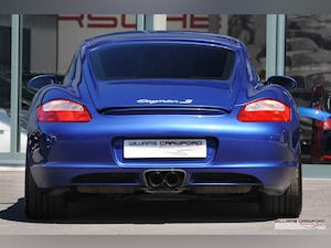 2005 (2006 MY) RESERVED - Porsche 9897 Cayman S manual For Sale (picture 5 of 12)