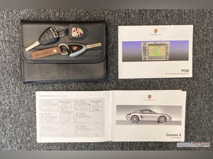 2005 (2006 MY) RESERVED - Porsche 9897 Cayman S manual For Sale (picture 12 of 12)