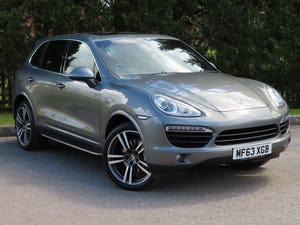 2013 Porsche Cayenne S Diesel V8 For Sale (picture 1 of 12)